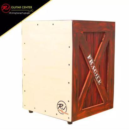 RJ Crate Type El Cajon w/ Gig Bag