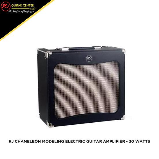 RJ Chameleon Modeling Electric Guitar Amplifier - 30 Watts