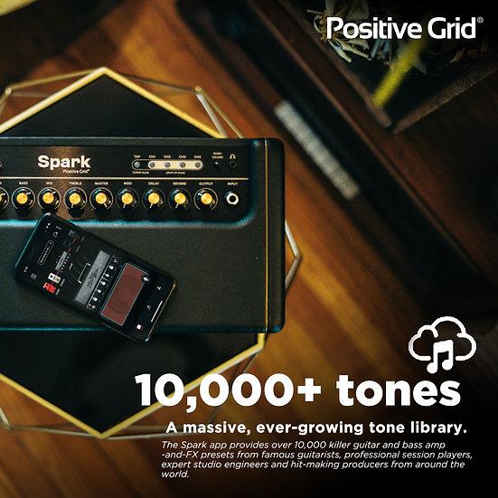 10,000 tones