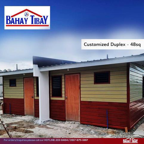 Bahay Tibay Customizable