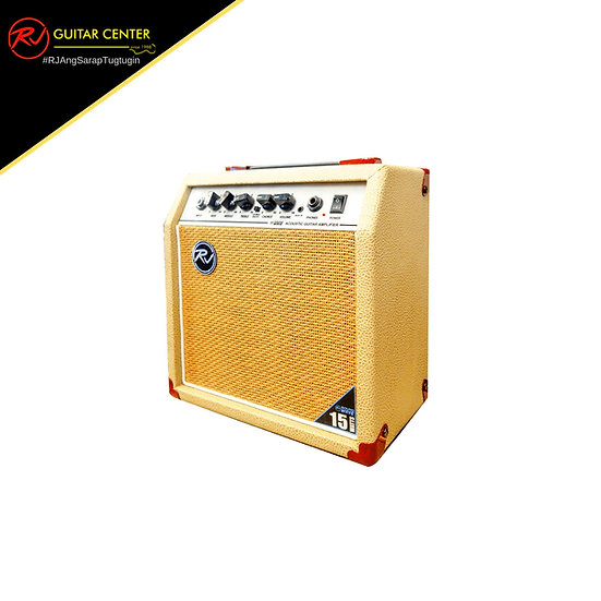 Rj Sound Wave Acoustic Amplifier - 15 Watts