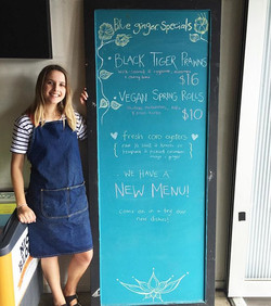 We have a new menu! And a groovy specials board! _Come on in, say hi and try our delicious new dishe