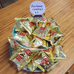 Fortune cookies!!!