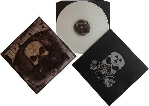 Def Con One - II White Vinyl LP