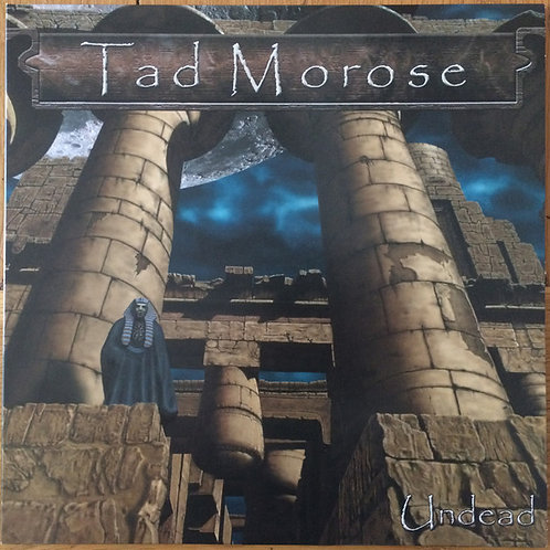 Tad Morose - Undead Green/Silver Marble Vinyl LP