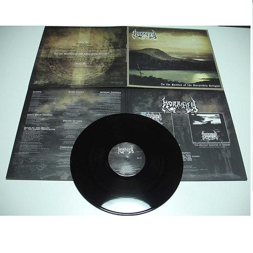 Horrified - In The Garden Of Unearthly Delights  Black Vinyl LP