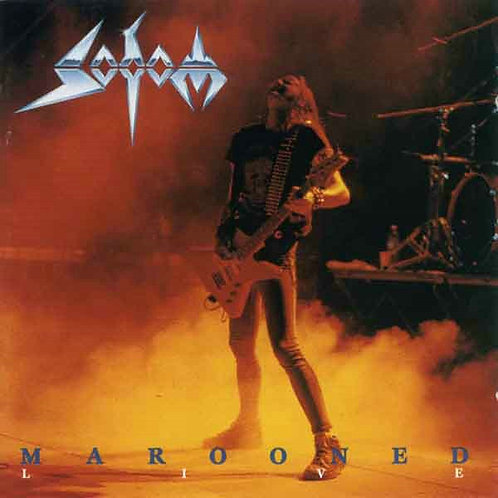 Sodom - Marooned/Best Of/Live/Sodomize             CD