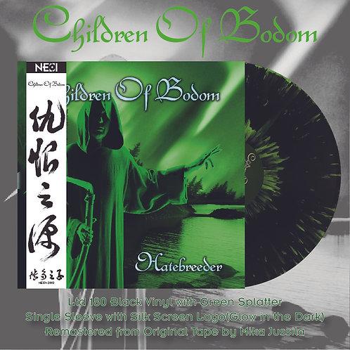 Children Of Bodom - Hatebreeder Ltd 180 Splatter Vinyl