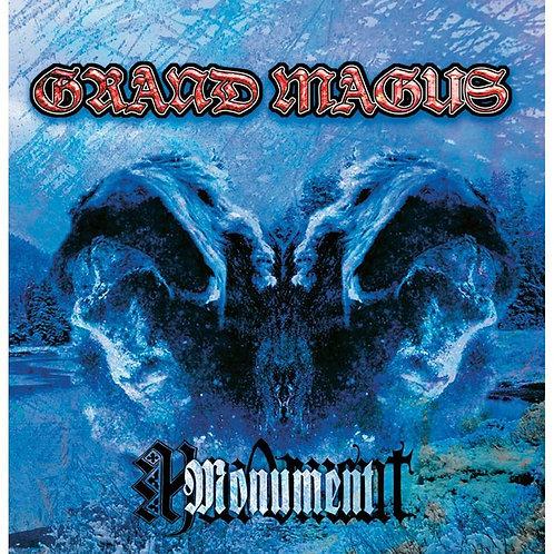 Grand Magus - Monument Blue Vinyl LP