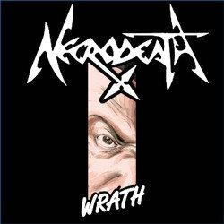 "Necrodeath - Wrath Black Vinyl 7"""