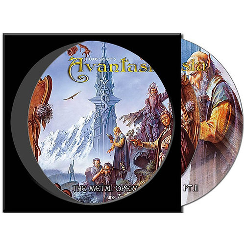 Avantasia - The Metal Opera II Picture Vinyl 2LP