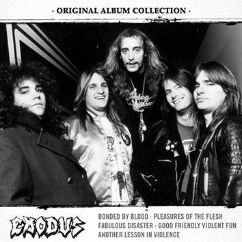 Exodus - Original Album Collection: Discovering Exodus 5CD Box Set