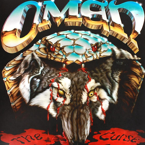 Omen - The Curse CD Digipak