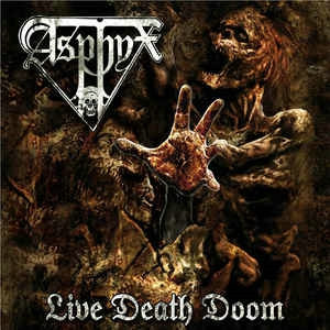 Asphyx - Live Death Doom 2CD