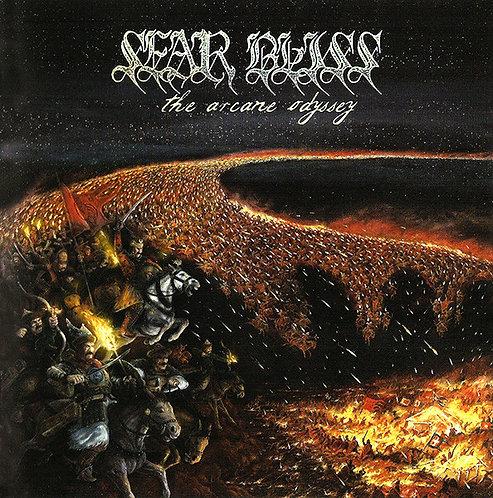 Sear Bliss - The Arcane Odyssey Black Vinyl LP