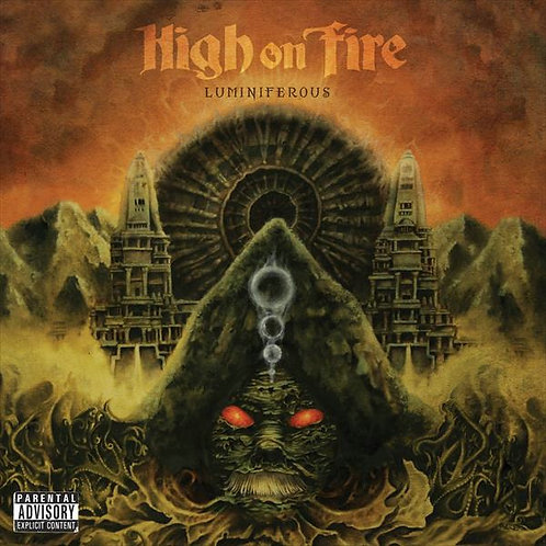 High On Fire - Luminiferous CD