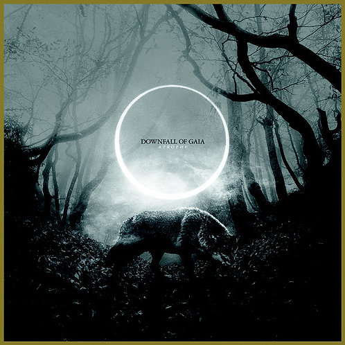 Downfall Of Gaia - Atrophy CD Digipak
