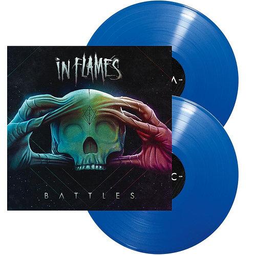 In Flames - Battles Blue Vinyl 2LP