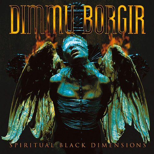 Dimmu Borgir - Spiritual Black Dimensions CD