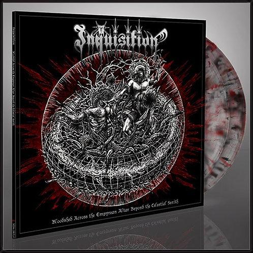 Inquisition - Bloodshed Across The Empyrean Marble Vinyl 2LP