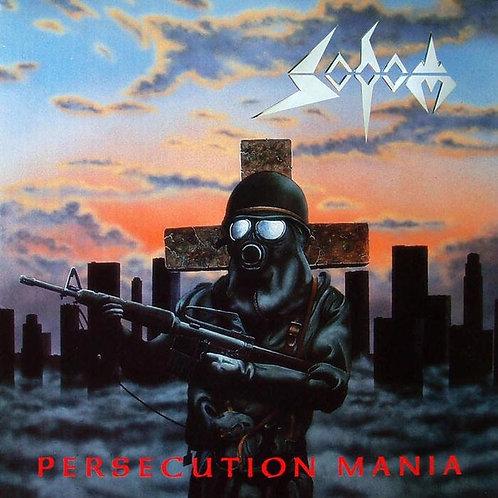 Sodom - Persecution Mania CD
