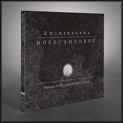 Dodecahedron - Kwintessens CD Digipak