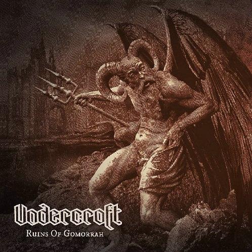 Undercroft - Ruins Of Gomorrah Black Vinyl 2LP