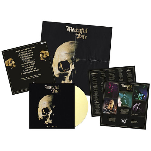 Mercyful Fate - Time Bone Color Vinyl LP