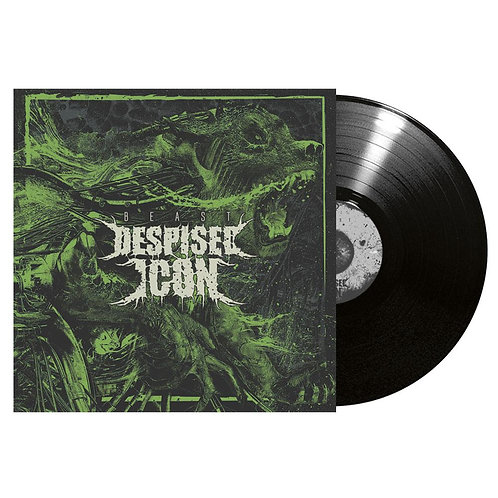 Despised Icon - Beast Black Vinyl LP