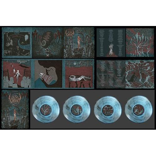 Sigh - Graveward Blue Clear Marble Vinyl 2LP