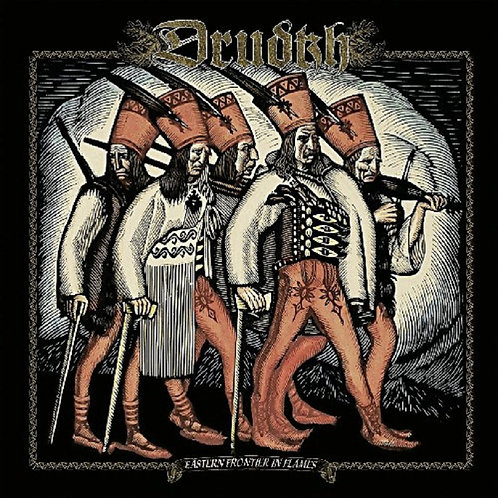 Drudkh - Eastern Frontier In Flames CD Digipak