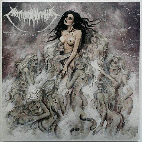 Antropomorphia - Rites Ov Perversion Black Vinyl LP