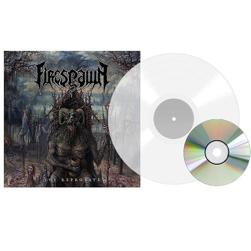 Firespawn - The Reprobate Clear Vinyl LP