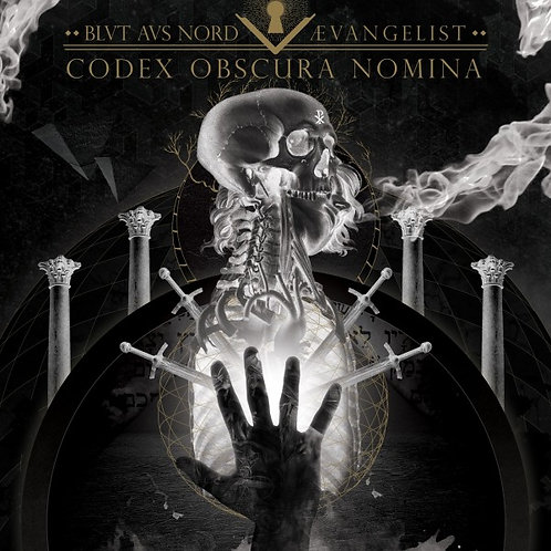 Blut Aus Nord - Codex Obscura Nomina Black Vinyl LP