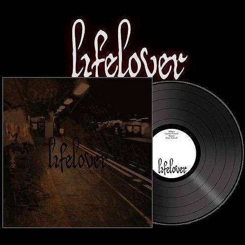 Lifelover - Dekadens Black Vinyl LP