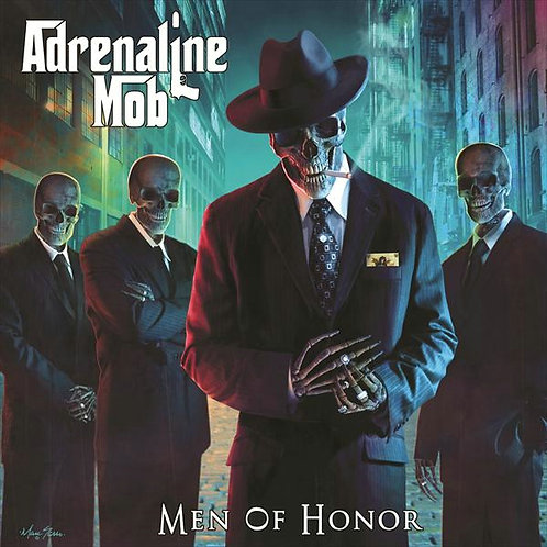 Adrenaline Mob - Men Of Honor CD