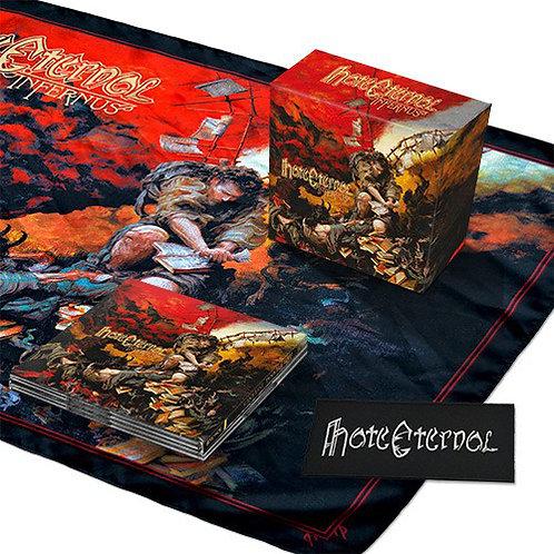 Hate Eternal - Infernus CD Digipak Box Set
