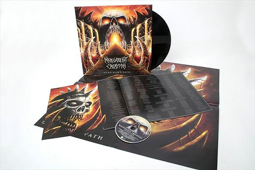 Malevolent Creation - Dead Mans Path Black Vinyl LP