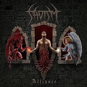 Sadism - Alliance Black Vinyl LP