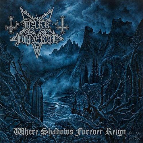 Dark Funeral - Where Shadows Forever Reign CD