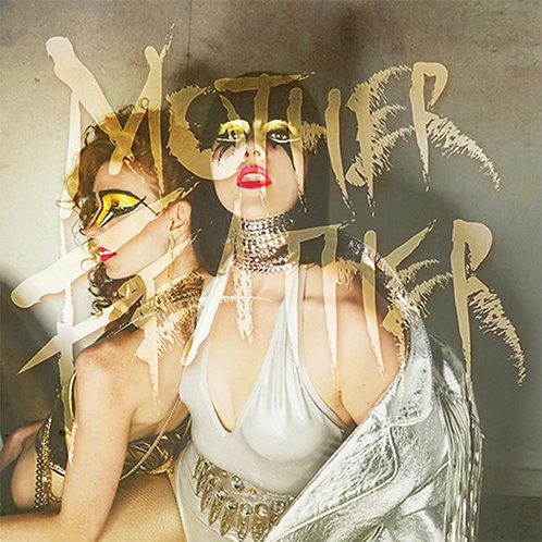 Mother Feather - Mother Feather Olive Marble Vinyl LP