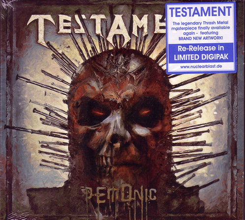 Testament - Demonic CD Digipak