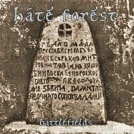 Hate Forest - Batllefields CD Digipak