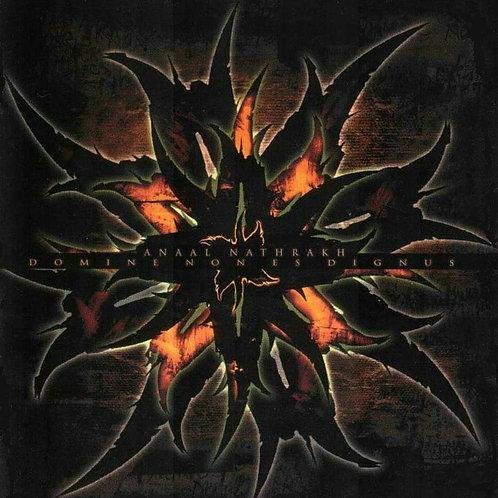Anaal Nathrakh - Domine Non Es Dignus CD