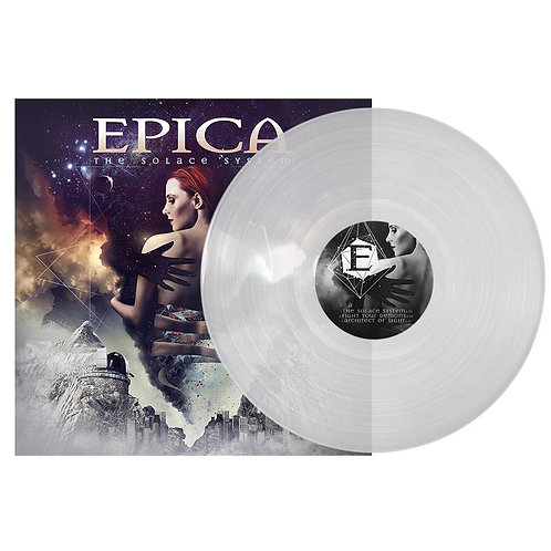 Epica - The Solace System Clear Vinyl LP