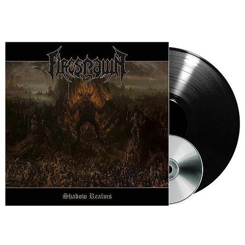 Firespawn - Shadow Realms Black Vinyl LP