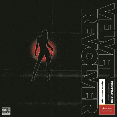 Velvet Revolver - Contraband Black Vinyl 2LP