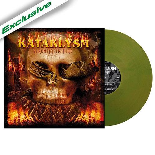 Kataklysm - Serenity In Fire Nb Anniversary Green Vinyl LP