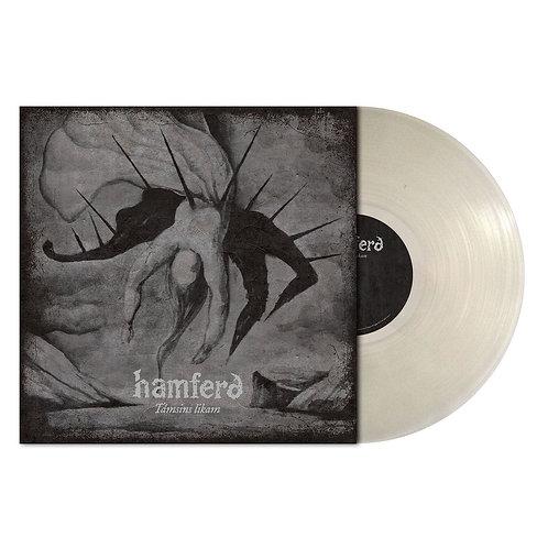 Hamferð – Támsins Likam Milky Clear Vinyl LP