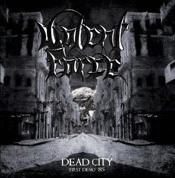 Violent Force - Dead City Black Vinyl LP